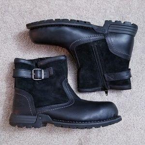Caterpillar Steel toe Jace boots Like new!
